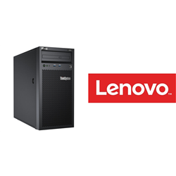 LENOVO THINKSYSTEM ST50 XEON E-2246G 6C + 2X2TB HDD +  64GB TLC SD CARD + SD CARD ADAPTER