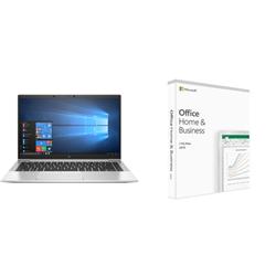 HP 840 G7 I7-10610U PLUS MICROSOFT OFFICE H&B 2019