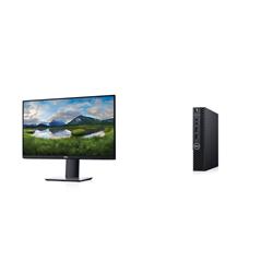 OPTIPLEX 3080 MFF I5-10500T 8GB[1X8GB 2666-DDR4] 128GB[M.2-SSD] + MONITOR 23.8IN P2419HE FOR ADDITIONAL $99EX - PROMO BUNDLE