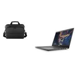 DELL LATITUDE 3410 I5-10210U 8GB[1X8GB DDR4-NON ECC] 256GB[M.2-SSD] + DELL PRO BRIEFCASE 14 (PO1420C) FOR ADDITIONAL $1EX - PROMO BUNDLE