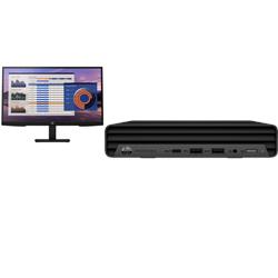 PD 600 G6 DM I7-10700T 16GB 512GB + PRODISPLAY P27H G4 27IN IPS MONITOR (16:9)