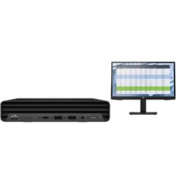 PD 600 G6 DM I7-10700T 16GB 512GB + PRODISPLAY P22H G4 21.5IN IPS MONITOR (16:9)