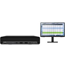 PD 600 G6 DM I5-10500T 8GB 256GB + PRODISPLAY P22H G4 21.5IN IPS MONITOR (16:9)