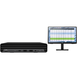 PD 600 G6 DM I5-10500T 16GB 256GB + PRODISPLAY P22H G4 21.5IN IPS MONITOR (16:9)