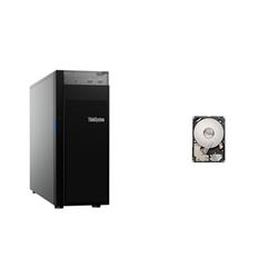 LENOVO ST250 XEON E-2144G 4C + 2C + 2X 2TB 7.2K SATA HS HDD+ BONUS $100 VISA