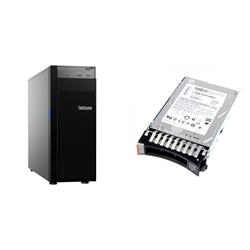 LENOVO ST250 XEON E-2246G 6C + 2X 2TB 7.2K SATA HS HDD+ BONUS $100 VISA