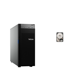 LENOVO ST250 XEON E-2246G 6C + 2X 1TB 7.2K SATA HS HDD+ BONUS $100 VISA