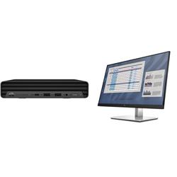ED 800 G6 DM I5-10500T 16GB 512GB + E-SERIES E27 G4 27IN IPS (16:9) MONITOR
