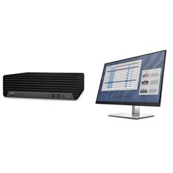 ED 800 G6 SFF I9-10900 16GB 512GB + E-SERIES E27 G4 27IN IPS (16:9) MONITOR