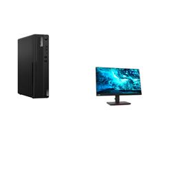 THINKCENTRE M90S-1 SFF I7-10700 16GB RAM 2 X 512GB SSD WIFI+BT DVDRW WIN10 PRO 3YROS + LENOVO T23I MONITOR(61F6MAR2AU)