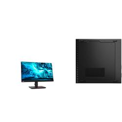 THINKCENTRE M90Q-1 TINY I7-10700 16GB RAM 2 X 512GB SSD WIFI+BT WIN10 PRO 3YROS + LENOVO T23I MONITOR(61F6MAR2AU)