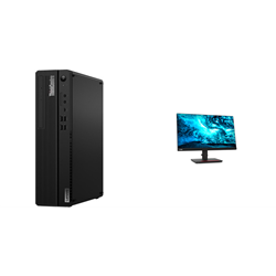 LENOVO M90S-1 SFF I7-10700 - 2X512GB SSD- 16GB + LENOVO 23
