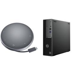 OPTIPLEX 3080 SFF I5-10500 8GB[1X8GB 2666-DDR4] 1TB[HDD-7.2] + APOLLO MOBILE ADAPTER SPEAKERPHONE FOR ADDITIONAL $1EX - PROMO BUNDLE