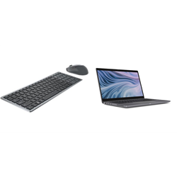 DELL LATITUDE 7410 I5-10310U VPRO 16GB[1X16GB 2133-DDR4] 256GB[M.2-SSD] 14IN[FHD-LED] + WIRELESS KEYBOARD & MOUSE COMBO KM7120W FOR ADDITIONAL $1EX - PROMO BUNDLE