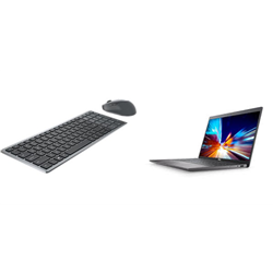 DELL LATITUDE 3301 I5-8265U 8GB(1X8GB 2133-LPDDR3) 256GB(M.2-SSD) 13.3IN(HD-LED) + WIRELESS KEYBOARD & MOUSE COMBO KM7120W FOR ADDITIONAL $1EX - PROMO BUNDLE