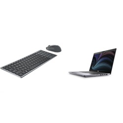 DELL LATITUDE 5410 I5-10310U VPRO 8GB[1X8GB DDR4-NON ECC] 256GB[M.2-SSD] 14IN[FHD-LED] + WIRELESS KEYBOARD & MOUSE COMBO KM7120W FOR ADDITIONAL $1EX - PROMO BUNDLE