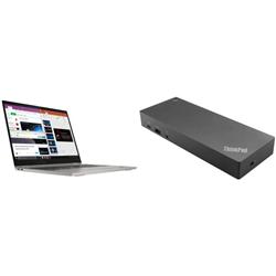 LENOVO X1 TITANIUM G1 13.5 QHD TOUCH- I5-1130G7- 512GB- 16GB + HYBRID DOCK (40AF0135AU)