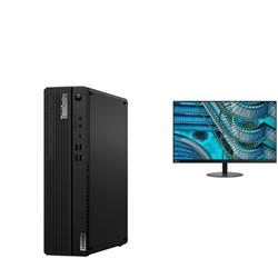 LENOVO M90S-1 SFF I7-10700 - 2X512GB SSD- 16GB + LENOVO 27