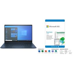 HP DRAGONFLY X360 G2 I5-1145PLUS MS 365 BUS STD - 1YR SUBS BOX
