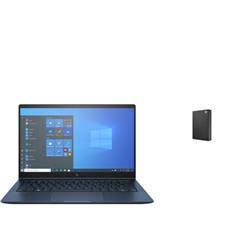 HP DRAGONFLY X360 G2 I5-1145 PLUS SEAGATE 4TB BLK EXTERNAL HDD