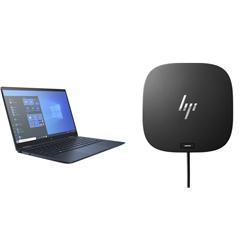 HP DRAGONFLY X360 G2 I7-1167 PLUS HP USB-C DOCK G5