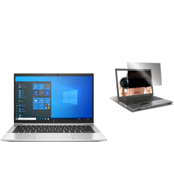 HP ELITEBOOK 830 G8 I7-1165 PLUS BONUS TARGUS 13.3 4UV PRIVACY FILTER (ASF133W9USZ)