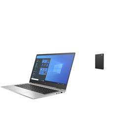 HP ELITEBOOK 830 X360 G8 I5-1135 PLUS SEAGATE 2TB BLK EXTERNAL HDD