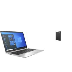 HP ELITEBOOK 840 G8 I7-1165 PLUS SEAGATE 2TB BLK EXTERNAL HDD