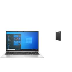 HP ELITEBOOK 850 G8 I5-1135 PLUS SEAGATE 2TB BLK EXTERNAL HDD
