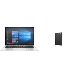 HP X360 1030 G7 I5-10310U PLUS SEAGATE 2TB BLK EXTERNAL HDD
