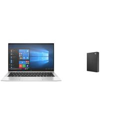 HP X360 1030 G7 I5-10310U PLUS SEAGATE 4TB BLK EXTERNAL HDD