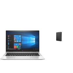 HP X360 830 G7 I5-10210U  PLUS SEAGATE 4TB BLK EXTERNAL HDD