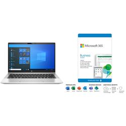 HP PROBOOK 630 G8 I5-1145 PLUS MS 365 BUS STD - 1YR SUBS BOX