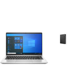 HP PROBOOK 640 G8 I5-1145 PLUS SEAGATE 4TB BLK EXTERNAL HDD