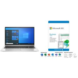 HP PROBOOK 650 G8 I5-1145 PLUS MS 365 BUS STD - 1YR SUBS BOX