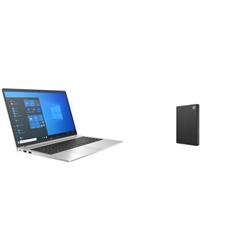 HP 650 G8 I7-1165G7  PLUS SEAGATE 2TB BLK EXTERNAL HDD