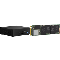 BUY NUC11PAKI50002 NUC KIT WITH INTEL M.2 660P 512GB SSDPEKNW512G8X1 AND SAVE $30EX