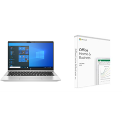 HP 430 G8 I7-1165 G7 PLUS MICROSOFT OFFICE H&B 2019