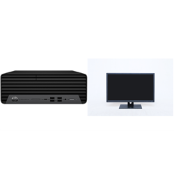 HP 600 G6 SFF I7-10700 PLUS DAHUA UHD 32