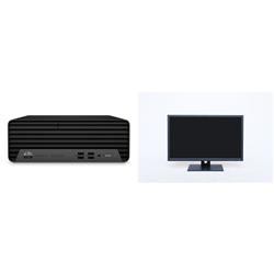 HP 400 G7 SFF I7-10700 PLUS DAHUA UHD 32