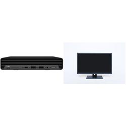 HP 600 G6 DM I7-10700T 8GB PLUS DAHUA UHD 32