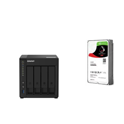 QNAP-TS-451D2-4G-NAS-2-X-SEAGATE-IRONWOLF-NAS-3TB-HDD-GET-$50-OFF