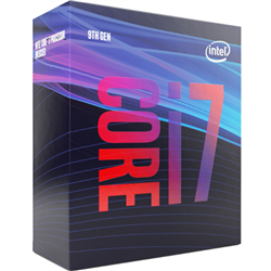BOXED INTEL CORE I7-9700 PROCESSOR (12M CACHE- UP TO 4.70 GHZ)