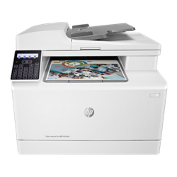HP LASERJET PRO M183FW COLOUR MFP- A4- COPY- SCAN- FAX- WIFI- NETWORK- 16PPM- 1YR