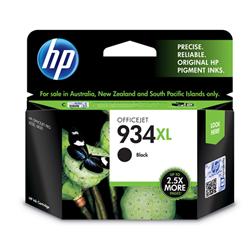 HP 934XL HIGH YIELD BLACK INK C2P23AA