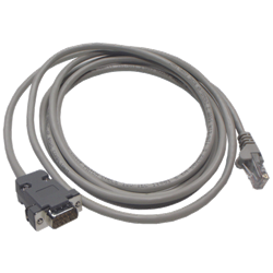 CABLE RJ45 (ECR) TO PD2 SCALE