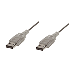 USB 2A TO USB 2A CABLE 1.8M