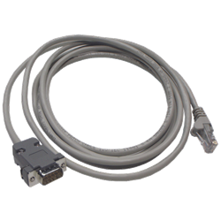 CABLE RJ45 (ECR) TO DB9M 2M