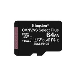 64GB CANVAS SELECT PLUS MICROSD