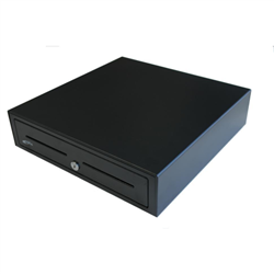 VPOS CASH DRAWER EC460 5 NOTE 10 COIN 24V BLK